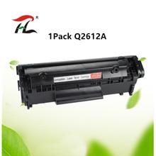 Compatible toner cartridge for HP Q2612A 2612A 12a 2612 LJ 1010 1012 1015 1018 1020 1022 3010 3015 3020 3030 3050 M1005 series