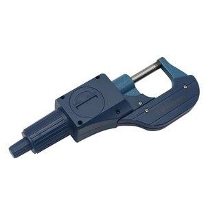 Image 3 - Shahe micrómetro Digital micrón de 0 25/25 50/50 75/100mm, micrómetro electrónico exterior, calibrador de herramientas digitales de 0.001mm