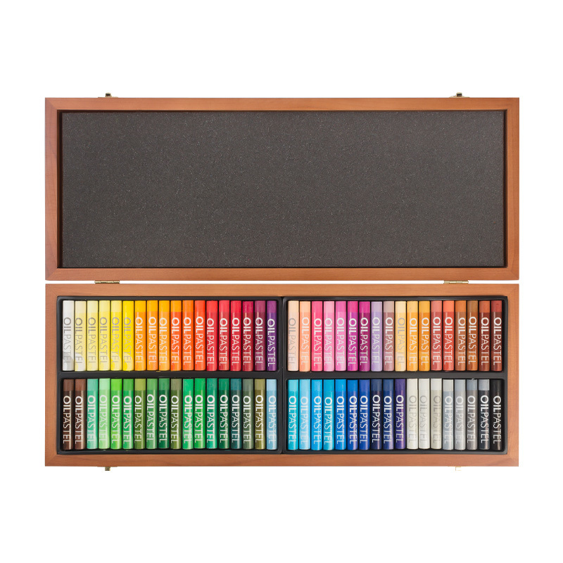 Oil Pastels Graffiti Painting Pen Child Baby Coloring Office School Student Painting Supplies Oil Soft Crayon Kids Art Supplies