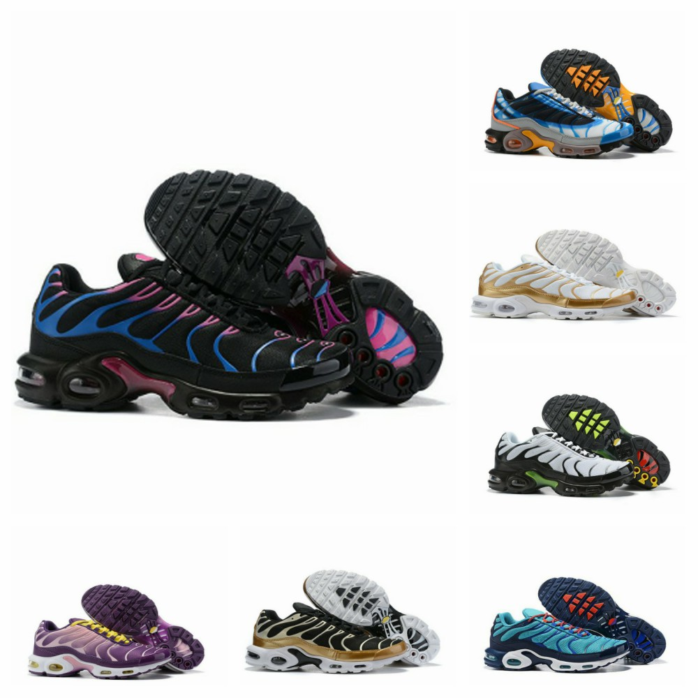 2020 Original Tn Mercury Designer Sneakers Chaussures Homme New Color Men Sport Womens Zapatillas 95 Mujer TN Running Shoes 36-4