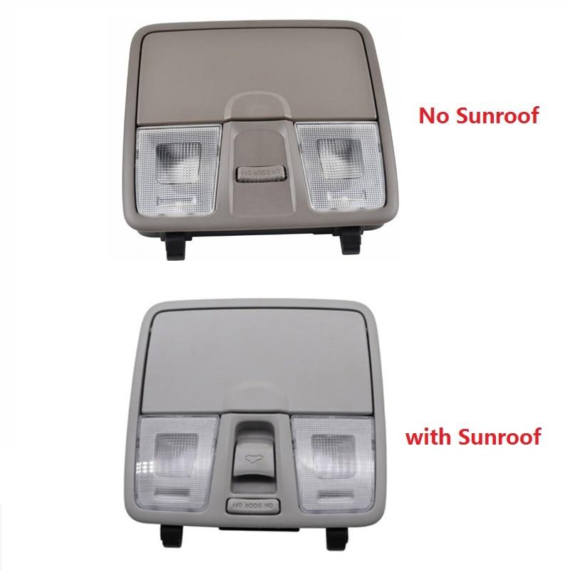 CAPQX dla Hyundai Solaris 11-15 dla KIA RIO FORTE Accent VERNA samochodów wewnętrzna Domer lampa sufitowa lampka do czytania lampa dachowa 92800-1X000