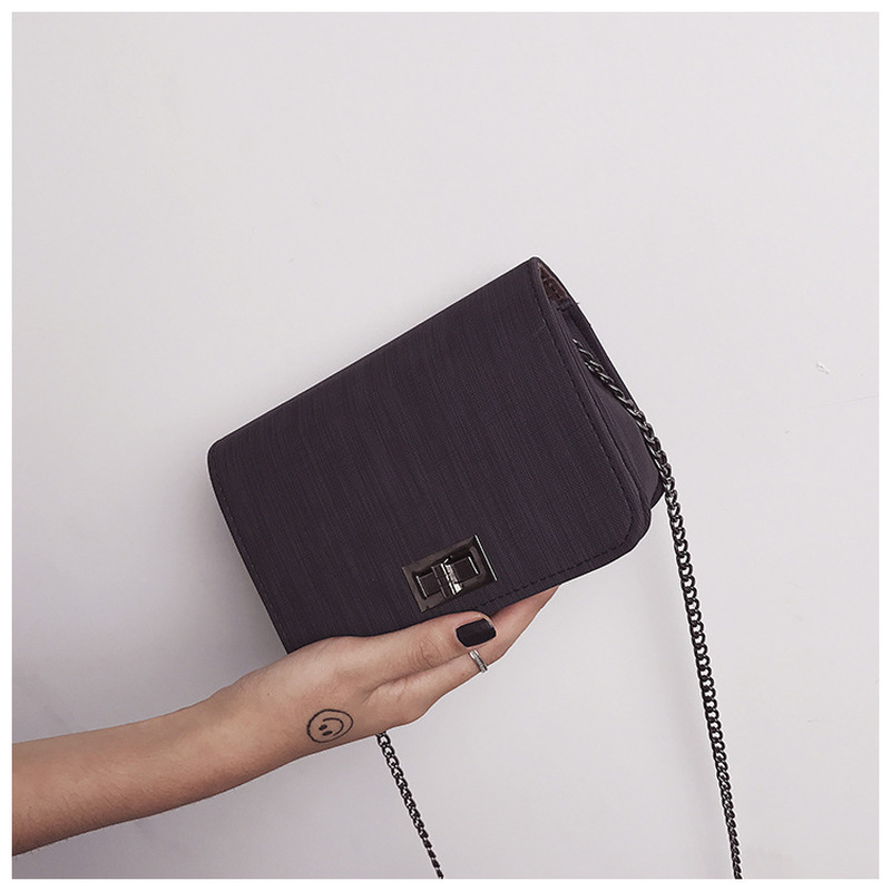 Bags Designer Messenger-Bag Square Small Girls Women Bolsa-Feminina Wild Version