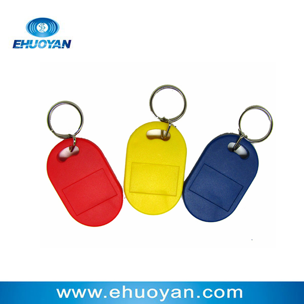 50pcs/lot Rfid Tags/ Keyfobs  13.56Mhz  ISO 14443  A FM11RF08  Big Size Long Reading Distance