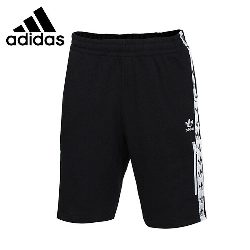 Novedad Original Pantalones Cortos Para Hombre Adidas Originals Pantalones Cortos Para Correr Aliexpress