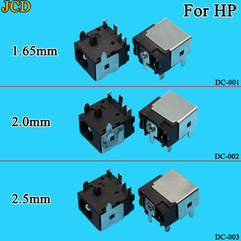 JCD 1pcs/lot For HP Compaq 6520s 6720S 6820S CQ320 321 620 421 420 325 420 625 510 520 540 530 550 320 DC Power Jack image