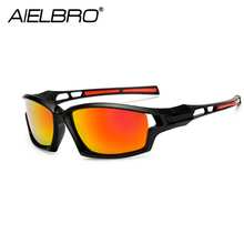 Polarized Cycling Glasses Bike Glasses Outdoor Sports MTB Bicycle Sungl
