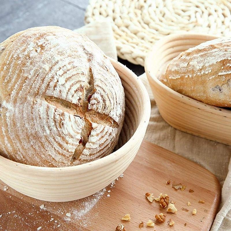 fermentação país cesta com bakeware conjunto +