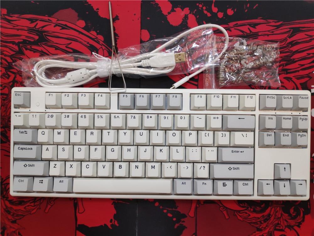 2019 new Plum NIZ 87 TKL capacitive mechanical keyboard bluetooth NIZ mini 84 87 wireless program
