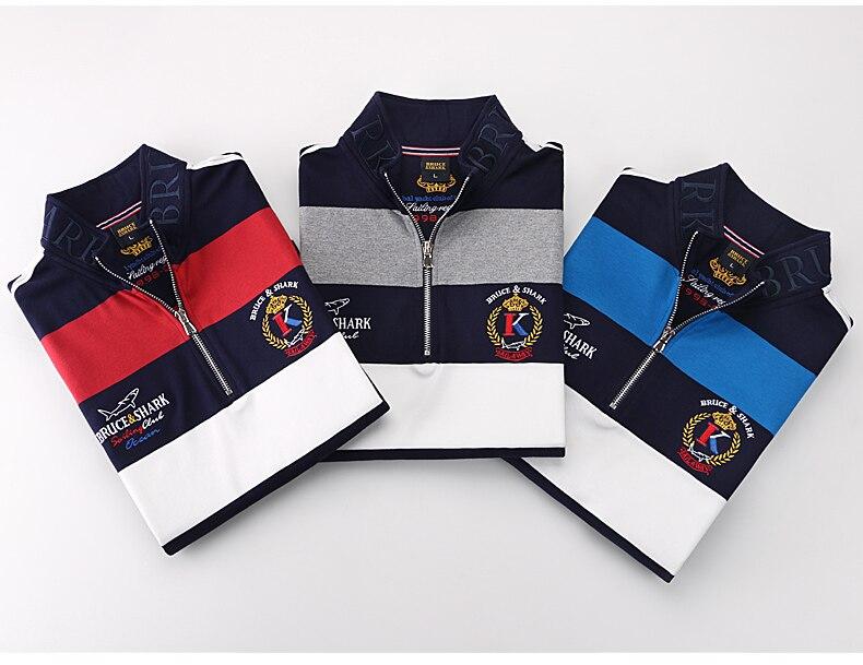 Camisa polo masculina de algodão puro, camiseta