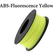 Createbot alta qualidade 3d filamentos de impressora abs 3mm filamento 1kg plástico borracha materiais consumíveis para makerbot/reprap