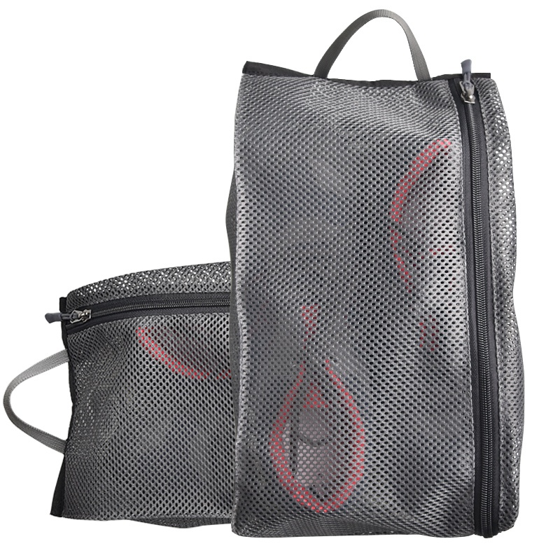 5pcs NEW Durable Mesh Pouch Drawstring Bag Outdoor Diving Surfing Swimming Storage Bag Shoes Sundries Holder Bags NEW