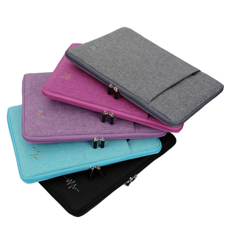 "2019 Nieuwe Sleeve Case Voor Laptop 13.3 "", 14"", 15.4 "", 15.6 Inch, tas Voor Macbook Air Pro 13.3 "", 15.4"", Gratis Drop Shipping"
