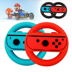 Joycon Game Steering Racing Handle Steer Wheel Holder for Nintend Switch NS Joy-Con Controller Gamepad Hand Grip Stand Support