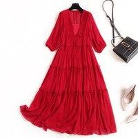 Plus Size short Sleeve Summer Dress Women Fashion Boho Dresses Casual Women Loose Dress Sundress Outfits Fashion maxi Dress