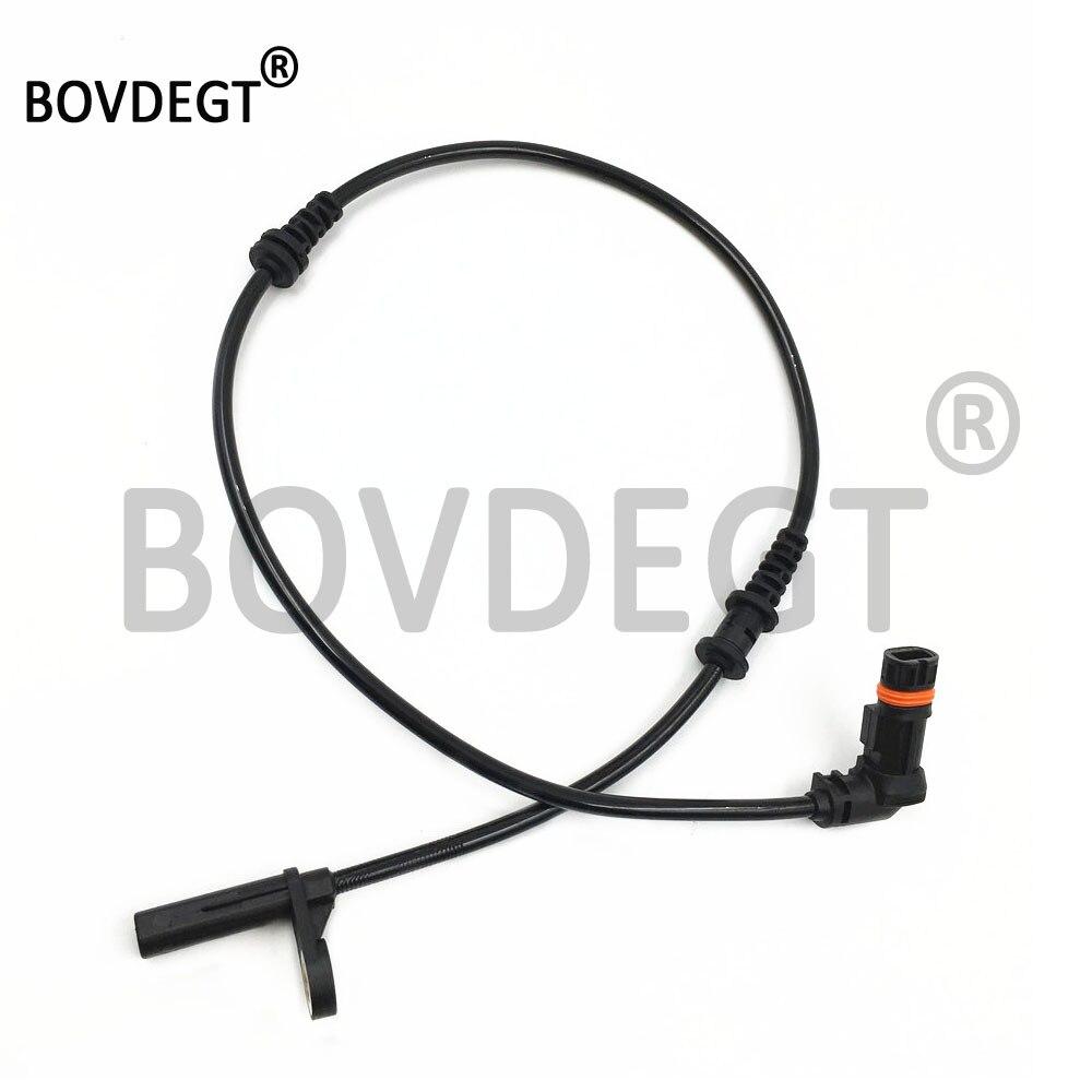 Frente esquerda e direita abs sensor de velocidade da roda para MERCEDES-BENZ C-CLASS w204 s204 c204 c 180 c 220 c 250 etc 2049052905