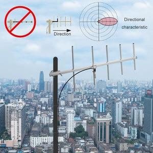Антенна Ailunce YAgi AY02 с высоким коэффициентом усиления, антенна 11dBi Yagi, антенна Connettore Femmina, рация Yagi-Uda, антенна Ham, радио антенна