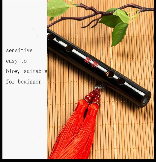 Professional bamboo flute bansuri for children adult transverse flute musical instruments wooden flute dizi kit