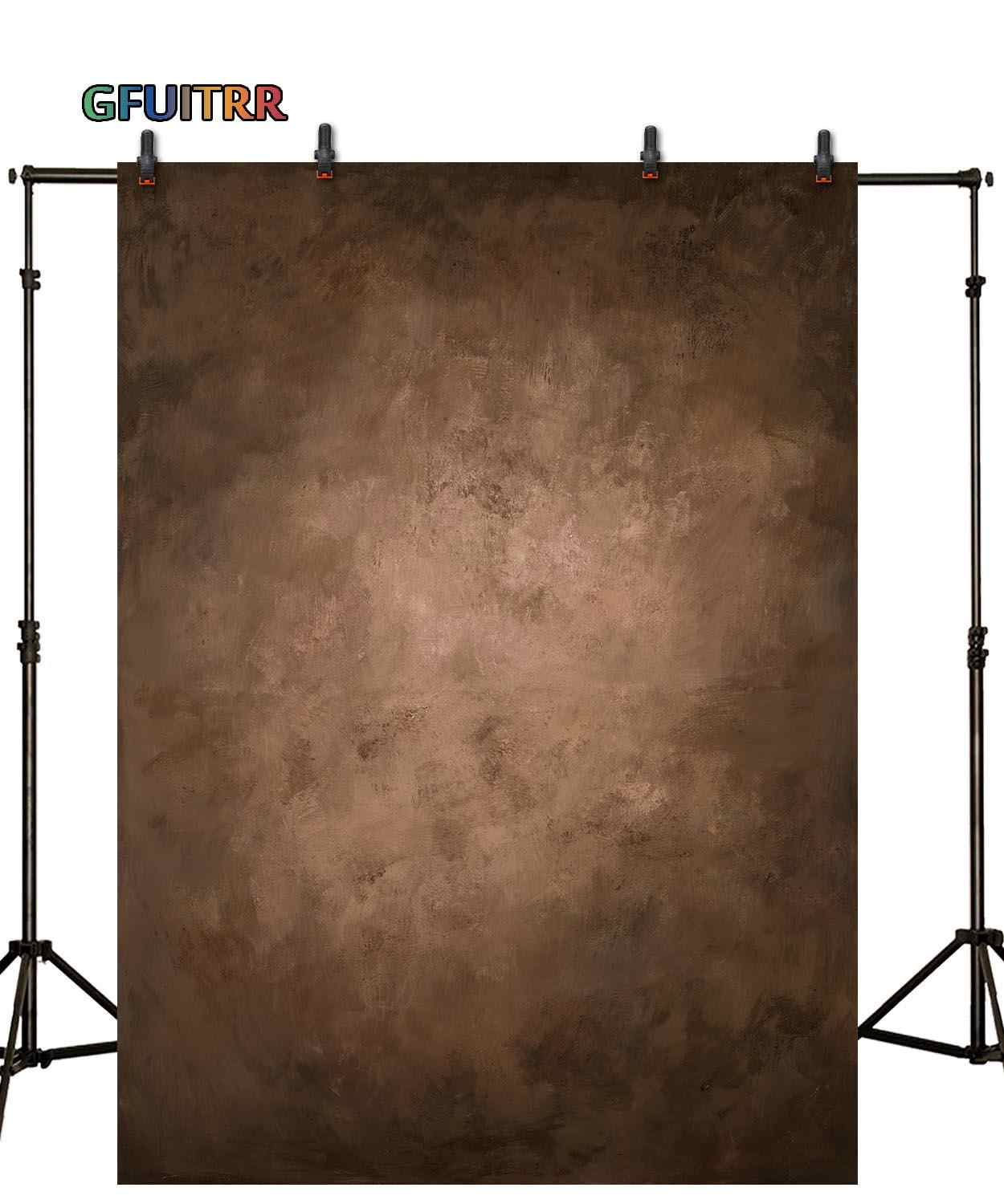 6x6FT Vinyl Photography Backdrop,Geometric,Retro Cube Pattern Photo Background for Photo Booth Studio Props