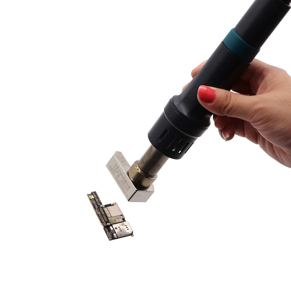 Heat Gun Nozzle for QUICK 861DW Soldering Rework Station Hot Air Nozzle Sleeves