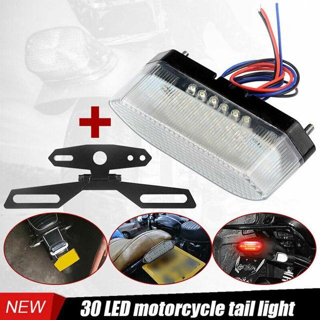 задний фсветильник для мотоцикла велосипеда 30 светодиодов фотография