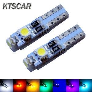 Image 1 - KTSCAR 1000 Chiếc Xe Hơi Tự Động Đèn LED T5 3 Đèn Led Smd 3528 Wedge LED Ánh Sáng Đèn 3SMD Nhạc Cụ Đèn Bảng Điều Khiển cảnh Báo Chỉ Số 12V