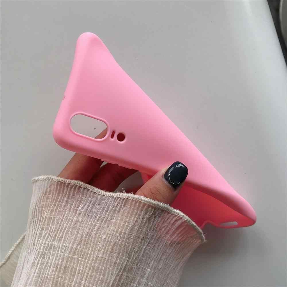 Candy Case For Xiaomi Redmi Note 4 4X 6A Note 7 Pro Case Soft Silicon Colorful Coque For Xiaomi Xiomi Redmi Note7 Pro Case Funda