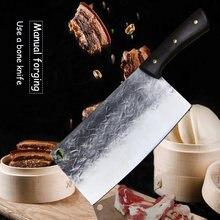 Pegasi Ручная ковка измельчитель семейный набор нож для мяса