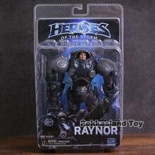 NECA Heroes Of The Storm figura de acción de PVC, juguete de modelos coleccionables, Raynor