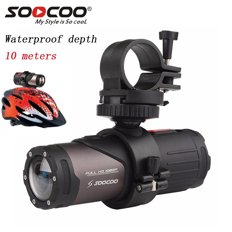 Wi-fi à Prova Câmeras de Vídeo de Esportes de Ação Água Full Cam S20w Borda Bolsa Sphere Aderência Telefone Firefly Ação Acessórios d' hd 1080p