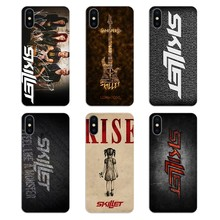Voor Apple Iphone 4 4S 5 5S 5C Se 6 6S 7 8 X Xr Xs Plus max Koekenpan Rock Merk Logo John Cooper Poster Siliconen Telefoon Shell Cover(China)