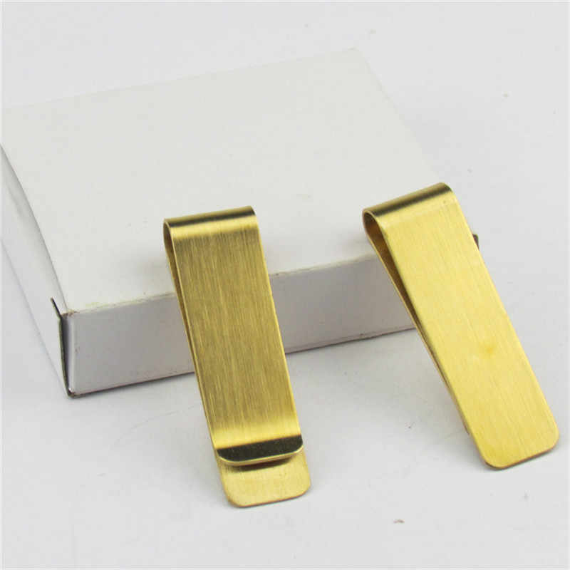 Money Clip Stainless Steel Slim Wallet Cash Clamp Holder for Pocket Business Banknote Purse Personalized Durable Bill Clips Metal Folder Portable Credit Card Protector Men /& Women Gifts for All