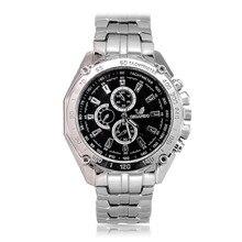 Luxury Brand Quartz Watches Men Orlando Colors Stainless Steel Business Clock Ge