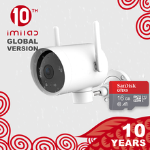 IMILAB Outdoor IP camera N2 mijia MI home WiFi security camera 025 Smart Monitor CCTV IP66 Waterproof Wide-angle Cloud Storage(China)