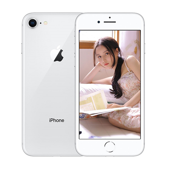 Original Unlocked Apple iPhone 8 4.7 inch Hexa Core 2GB RAM 64GB ROM 12MP & 7MP Camera iOS LTE Fingerprint Touch ID CellPhone