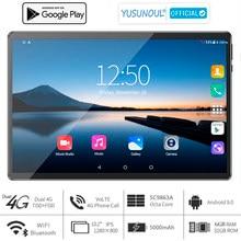 2021 Sales 6G Ram 10 inch Tablet pc 3G 4G LTE 1280*800 HD Android 9.0 Pie OS 8 Core Dual cameras телефонная панель для звонков