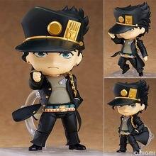 10cm JOJOs aventure Bizarre Kujo Jotaro figurine jouets poupée cadeau de noël avec boîte