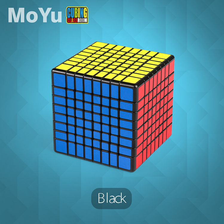 MoYu MF8 8x8x8 Cube Magic MofangJiaoshi MF8 Cube 8Layers 8x8 Speed Puzzle Cubes Shape Twist Educational Toys Game