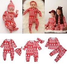 Рождественские одинаковые комплекты для семьи, детский пижамный комплект «братья и сестры», одежда для сна для маленьких мальчиков и девочек, одежда для сна, подарки