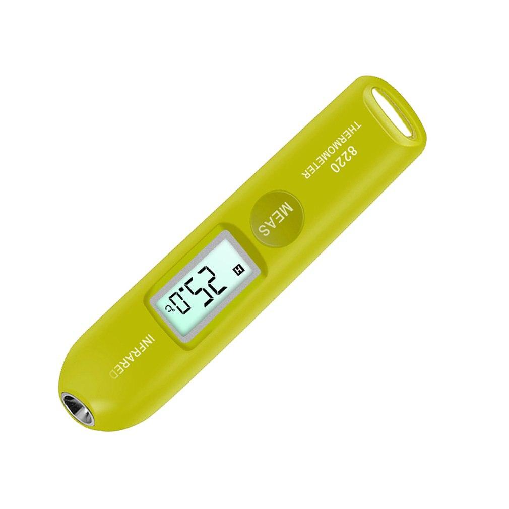 Gm320s mini termômetro eletrônico infravermelho portátil não-contato