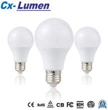 e27 6w 6500k 480 lumen 96 3528 smd led white light bulb ac 220 240v CX-Lumen LED Light E27 E14 LED Bulb AC 220V 240V 20W 24W 18W 15W 12W 9W 6W 3W Lampada LED Spotlight Table Lamp