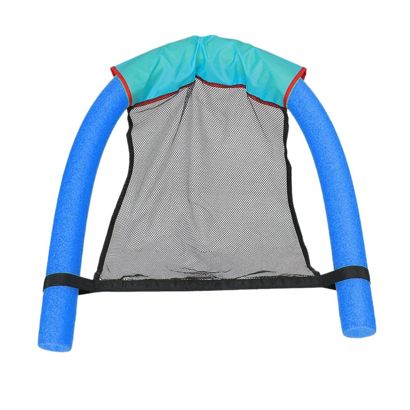 Summer Swimming Pool Noodle Chair Pool Floating Chair Swim Belts Foam Pull Buoy Water Aerobics Equipment|Outdoor Tools| |  - title=