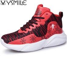 Waterproof Leather High Quality Elastic Bottom Soft Kids Sneakers Boys Basketball Shoes Children Sport Child Basket Boy
