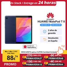 Versión global HUAWEI MatePad T8 Tablet PC 8.0