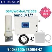 Усилитель сигнала для мобильного телефона gsm 2g wcdma 3g lte