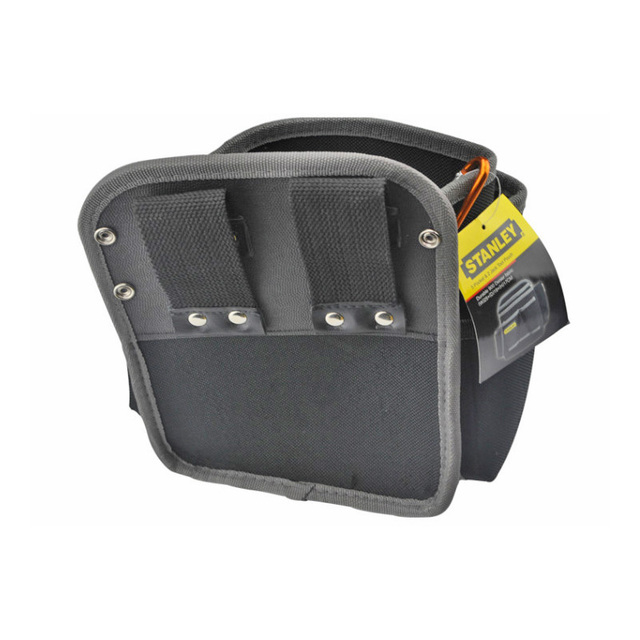 Stanley 1-piece professional multifunctional tool bags work organizer pouch waist tool holder electrician bag with hook 5
