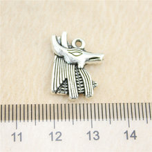 Sales Retail 1 Piece 20x16mm Egypt Horse Charms Bracelet Charms Jewellery(China)