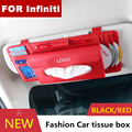 Модный автомобильный стиль  качественная PU многофункциональная коробка для солнцезащитных теней  тип коробки для подвесных салфеток для ...