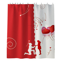 Waterproof Thickened Mildewproof Shower Curtain Shower Curtain Shower Curtain Cushion Polyester Curtain unique mandala mildewproof shower curtain