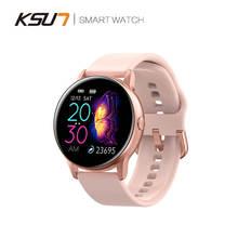 KSUN KSR905 2020 חכם צמיד Smartwatch חכם אלקטרוניקה נשים ספורט שעון לביש התקני חכם שעון גברים Aandroid