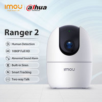 Dahua Imou Ranger 2 1080P Ip Camera 360 Camera Menselijke Detectie Nachtzicht Baby Home Security Surveillance Draadloze Wifi camera